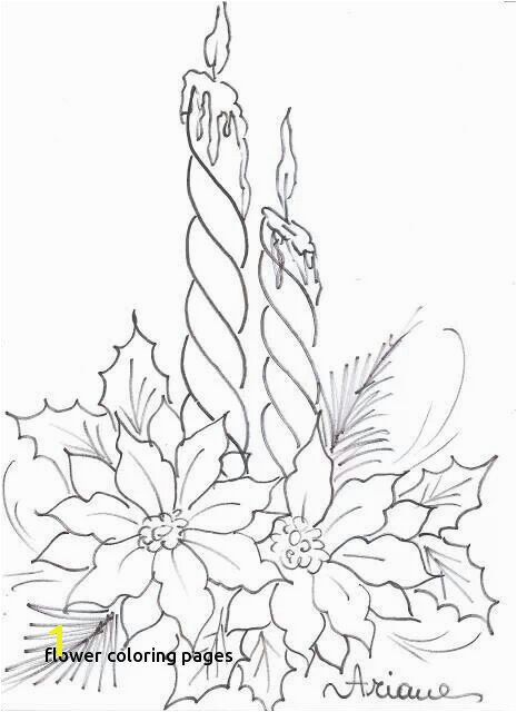 Spring Flowers Coloring Pages Flower Coloring Page New Spring Flowers Coloring Printout Spring Day