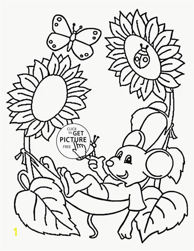 Spring Flowers Coloring Pages New Cool Vases Flower Vase Coloring Page Pages Flowers In A top I 0d