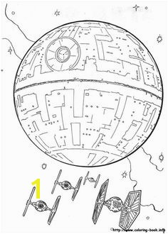 Star Wars Free Printable Coloring Pages for Adults & Kids Over 100 Designs  Everything Etsy