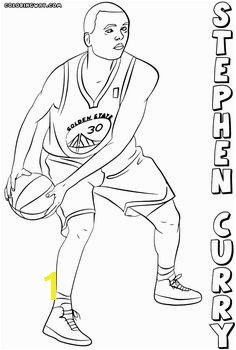 15 Luxury Stephen Curry Coloring Pages