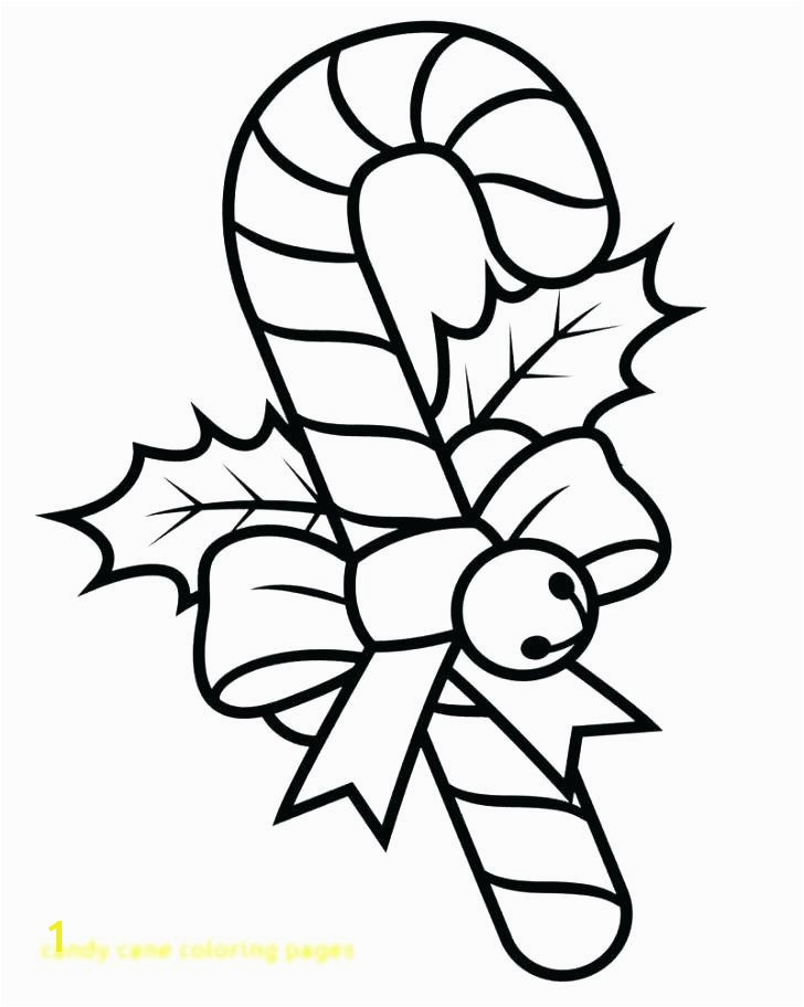 Candy Cane Coloring Pages Color Page Book And Fascinating Sheet With To Print Sugar