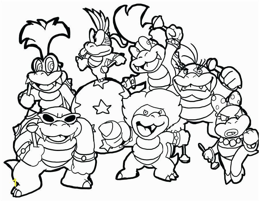22 Fresh Super Mario Bros Coloring Pagessuper Mario Coloring Pages