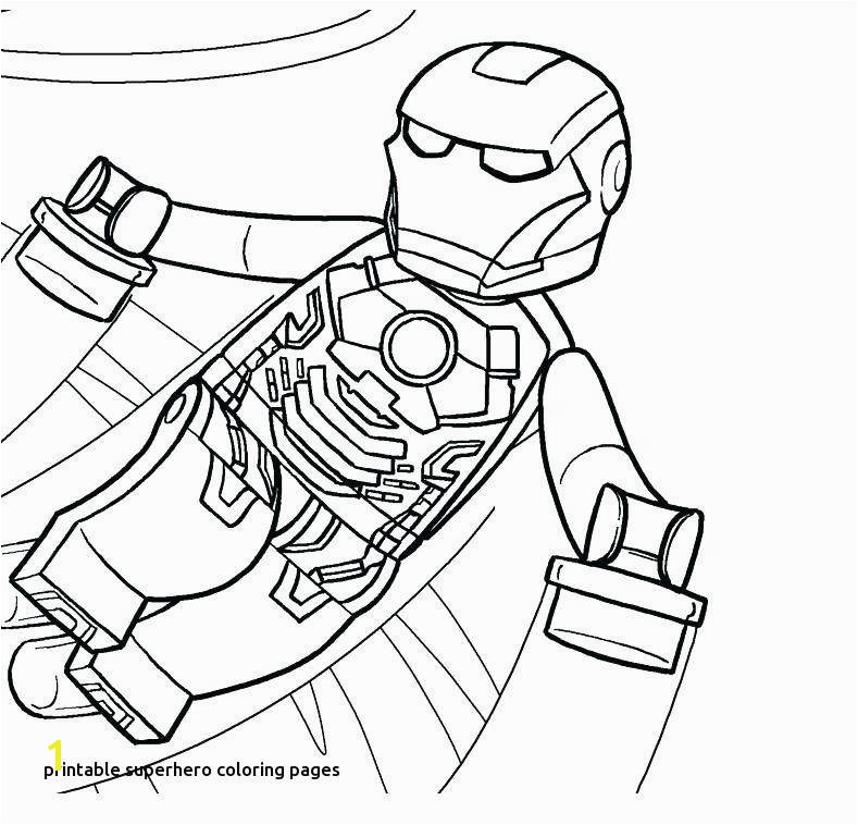 Coloring Pages Superheroes Beautiful 0 0d Spiderman Rituals You Inspiration Superhero Coloring Pages Printable