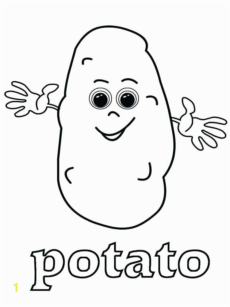 Sweet Potato Coloring Page Sweet Potato Drawing at Getdrawings