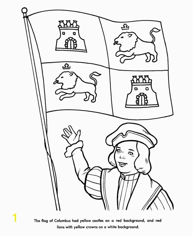 Symbols Of the Usa Coloring Pages Usa Printables Flag Of Columbus American Symbols Coloring Pages