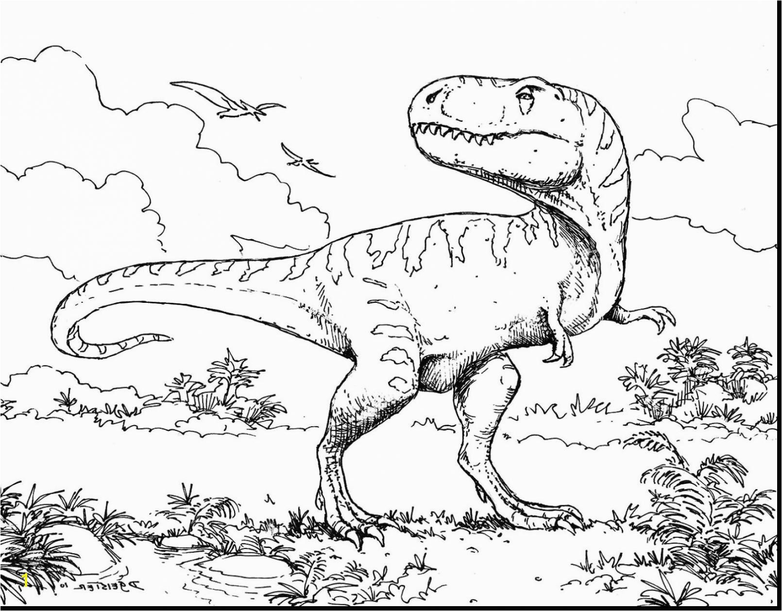 T Rex Coloring Pages Pdf Category Coloring Pages 148