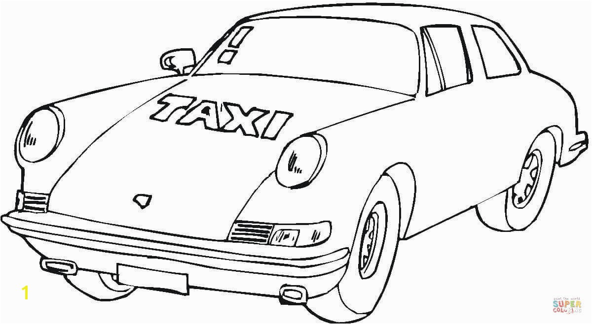 the Taxi coloring pages to view printable version or color it online patible with iPad and Android tablets