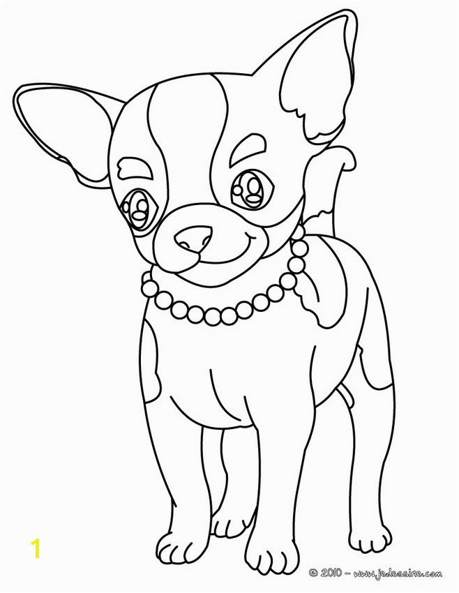 Chihuahua Coloring Pages Awesome 14 Best Chien Pinterest 25 Fresh Chihuahua Coloring Pages