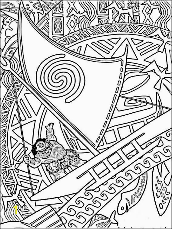 Coloring Pages Moana Fresh 30 Best Vaiana Moana Coloring Book Pinterest Coloring Pages