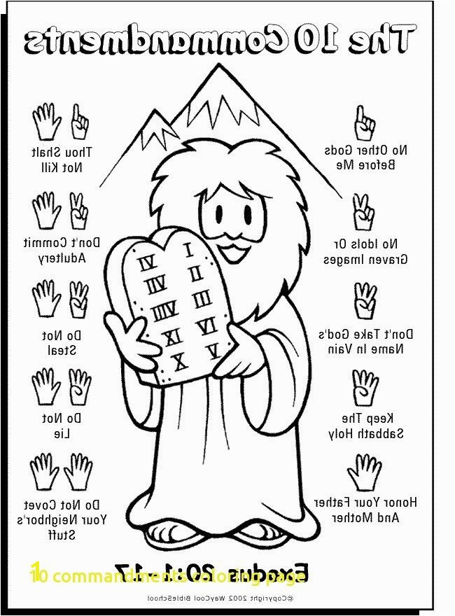 10 mandments coloring sheet 10 mandments coloring pages 10 mandments coloring page with printable for coloring