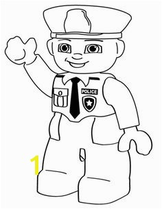 Thank You Police Officer Coloring Page 10 Best Police & Police Car Coloring Pages Your toddler Will Love