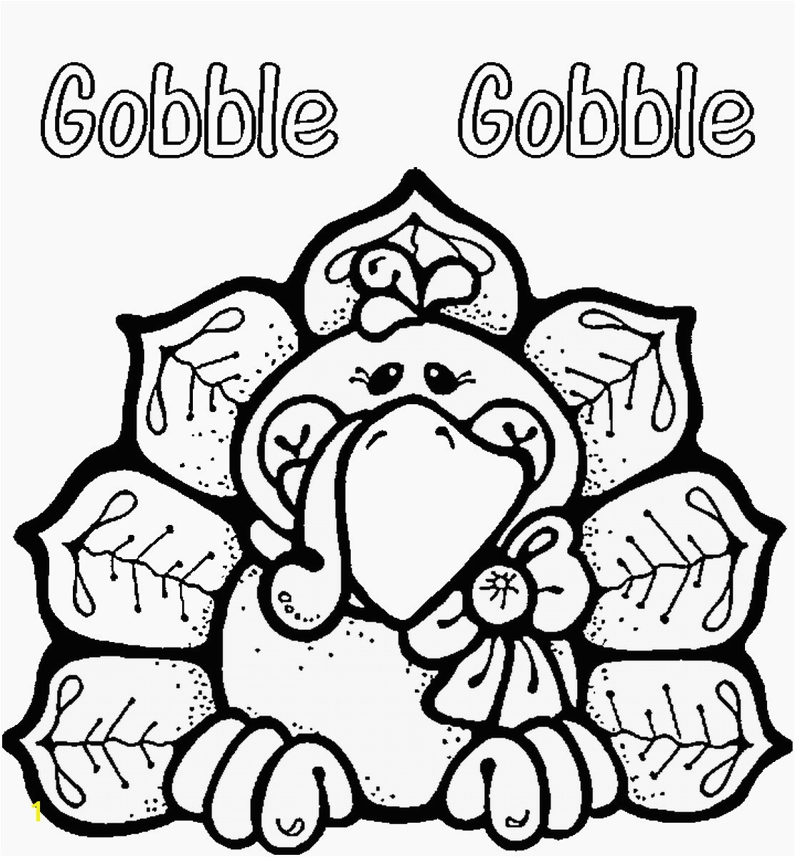 Thanksgiving Coloring Pages that You Can Print 12 Lovely A Turkey for Thanksgiving Coloring Pages