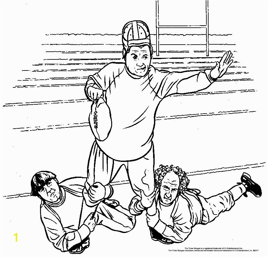 The Three Stooges Printable Coloring Pages Simply open the images in a new tab save as a and print