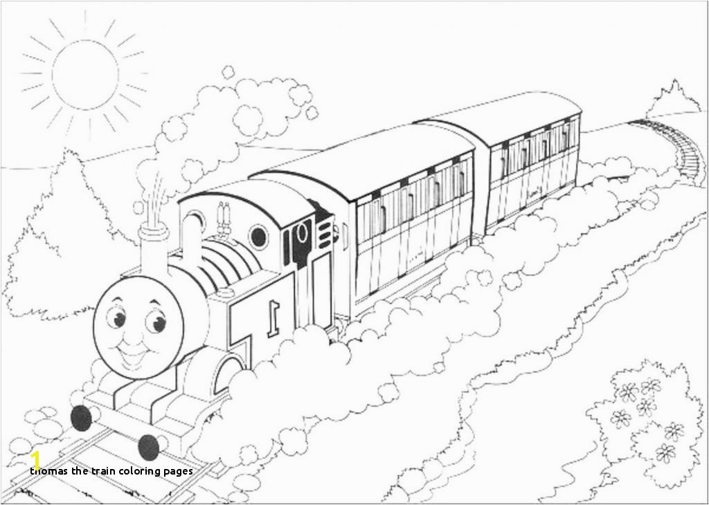 Thomas Train Coloring Pages 27 Thomas the Train Coloring Pages