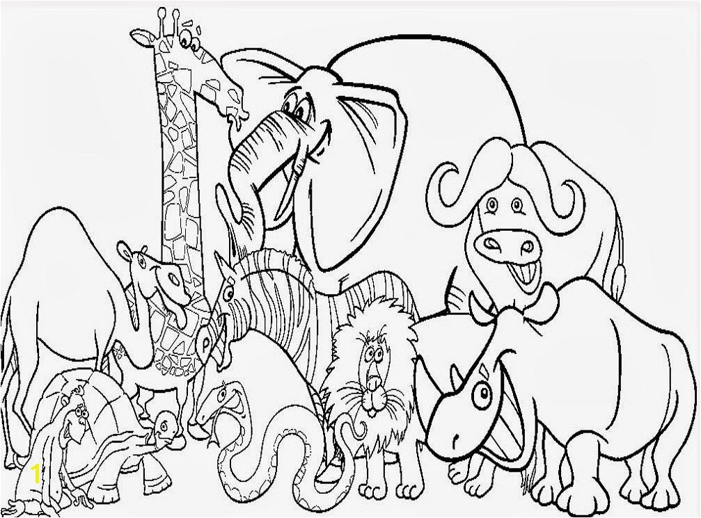 Detailed Animal Coloring Pages All Animals Coloring Pages and Print for Free