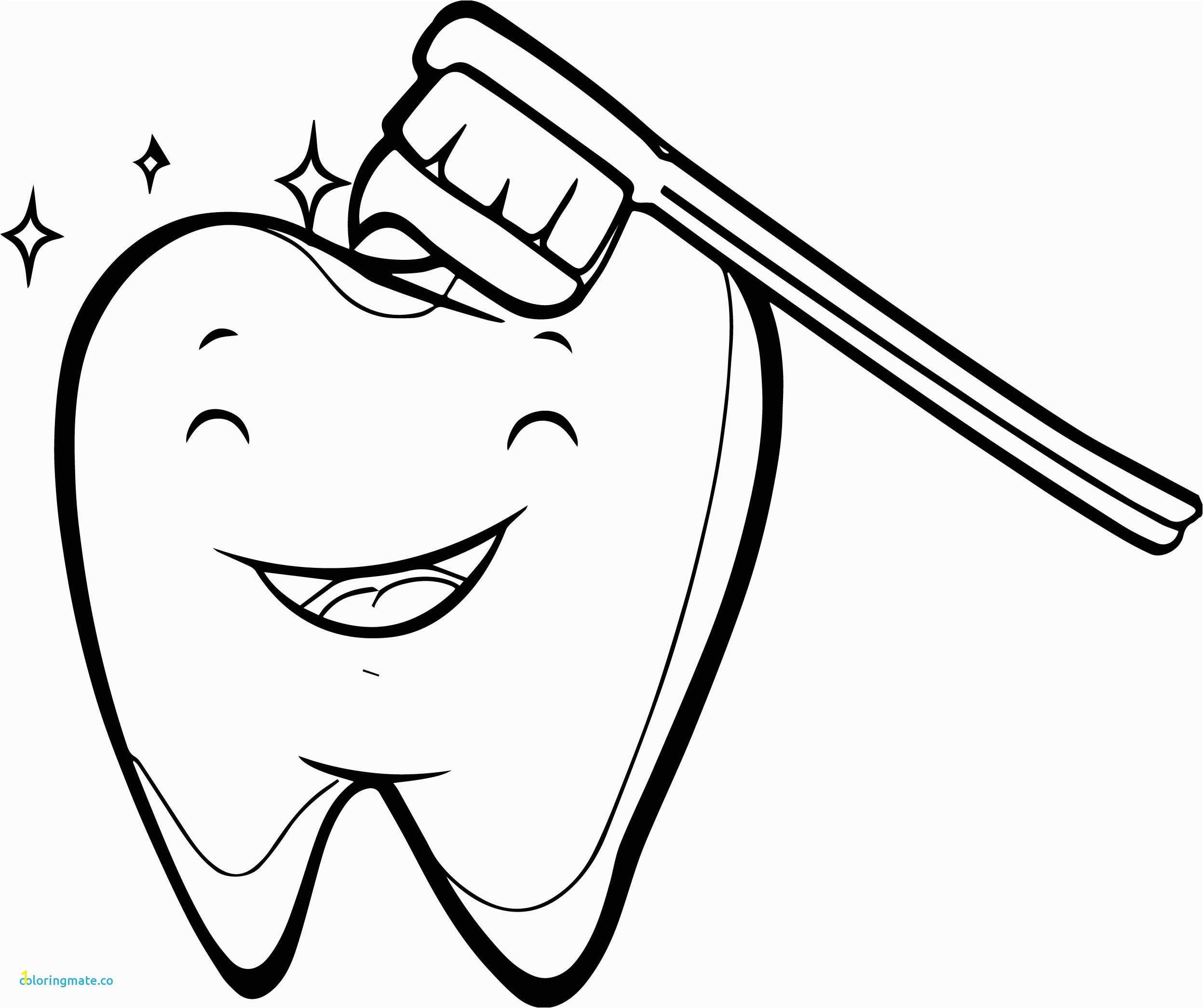 Reward Tooth And Toothbrush Coloring Pages Unbelievable The Best Page Preschool A To Print
