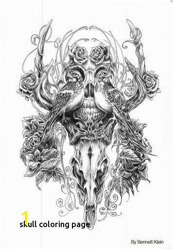 Lobster Coloring Page Elegant S S Media Cache Ak0 Pinimg 736x Af 0d 99 for Skull Coloring Toothbrush