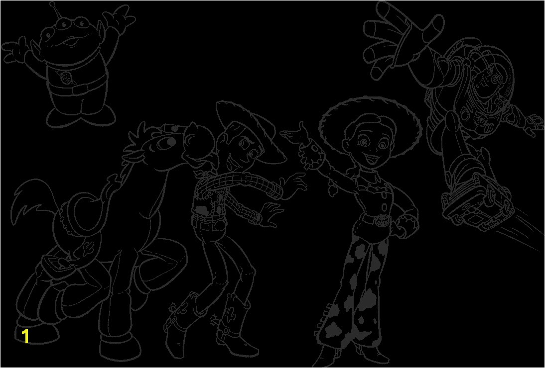 Toy Story Barbie Printable Coloring Pages Many Interesting Cliparts