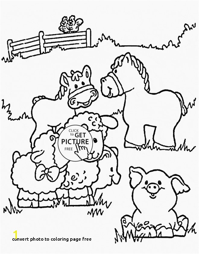 24 Convert to Coloring Page Free