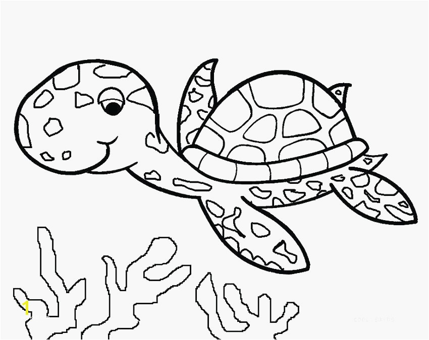 Turtle Colouring In Remarkable Sea Turtles Coloring New Coloring Pages Line New Line Coloring 0d Snapshot