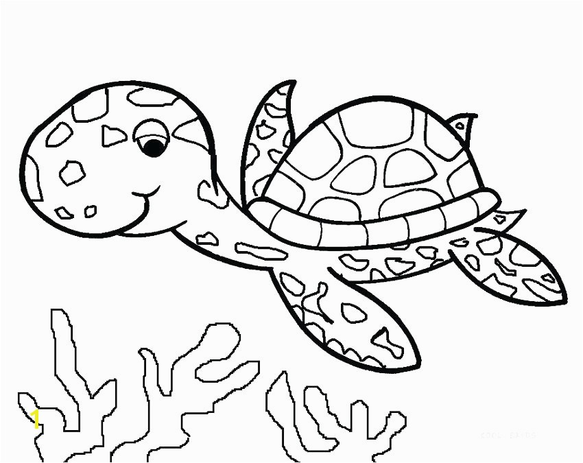 Turtle Coloring Fresh Coloring Pages Line New Line Coloring 0d Turtle Coloring