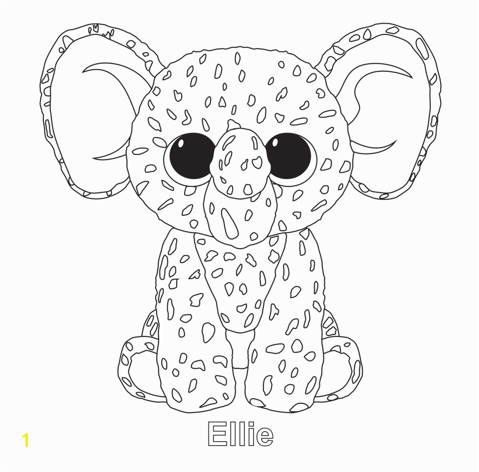Ty Beanie Babies Coloring Pages Beanie Babies Coloring Pages Free