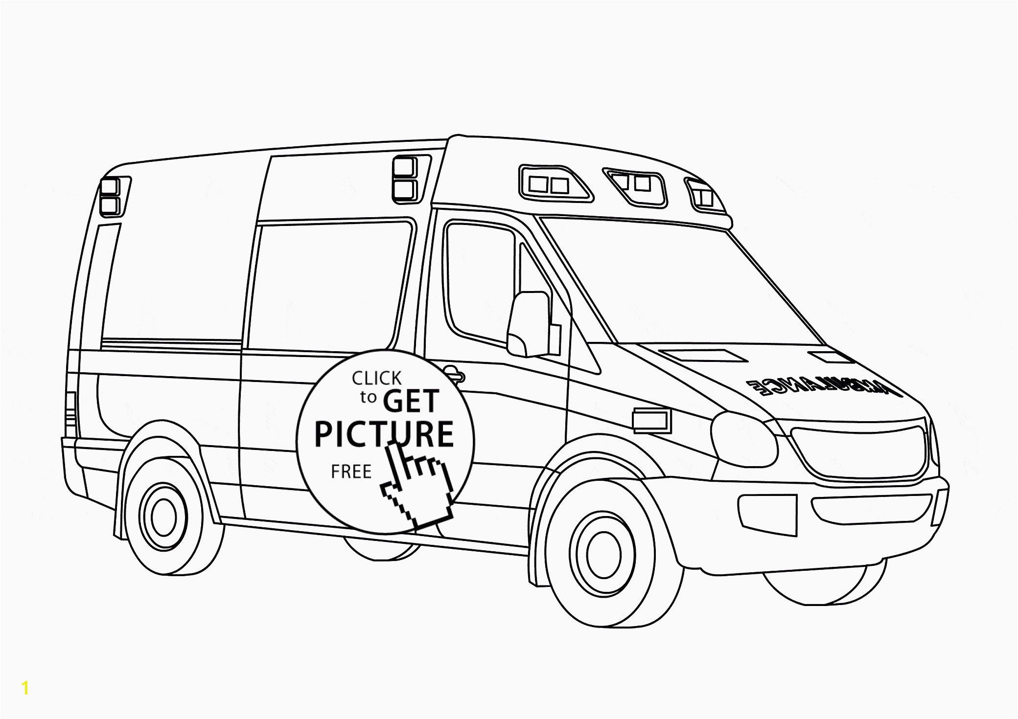 Vehicle Coloring Pages for Kids Coloring Pages Airplanes Military Elegant Lego Ambulance Car