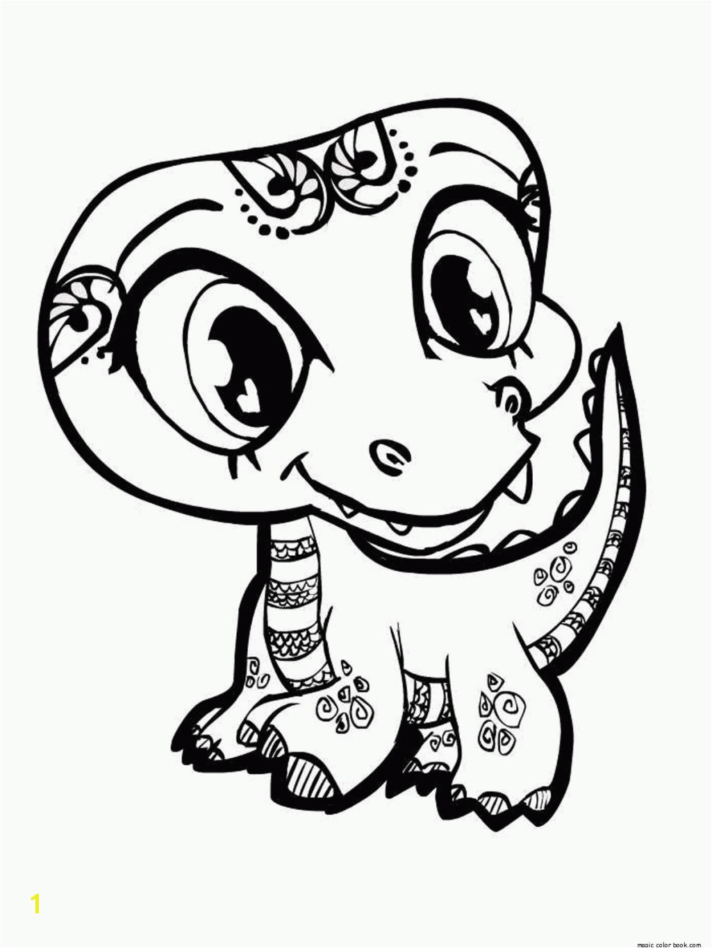 Cute Animal Coloring Pages Icolorings Really Cute Animals Coloring