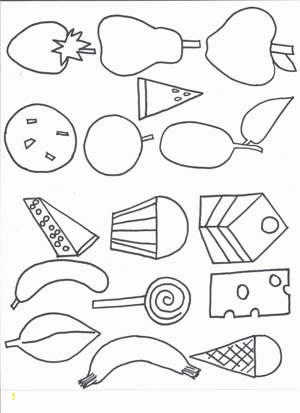 Hungry Caterpillar Coloring Pages Very Hungry Caterpillar Coloring Pages Elegant Hungry Caterpillar