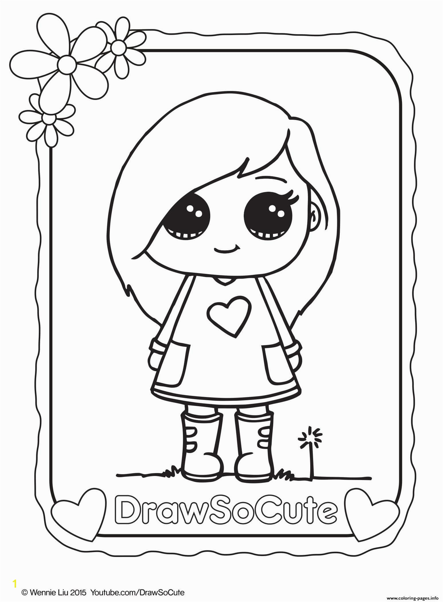 Www Drawsocute Com Coloring Pages Pages Best Bookfo New sophie Draw so Cute Coloring