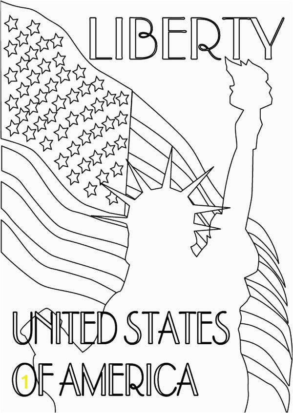 coloring book page american flag printable elegant best coloring page american flag american flag and eagle