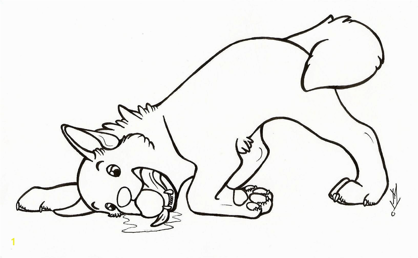 Tested Yellow Lab Puppy Coloring Pages Dogs To Print Cool