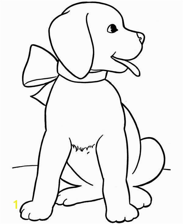 Puppy Coloring Pages New Printable Dog Coloring Pages For Printable