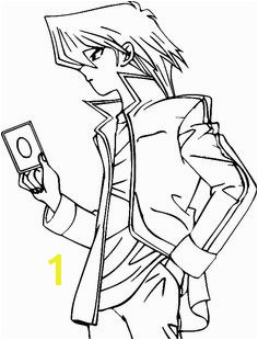 Yu Gi Oh Coloring Pages to Print Yu Gi Oh Coloring Pages for Kids Printable Free