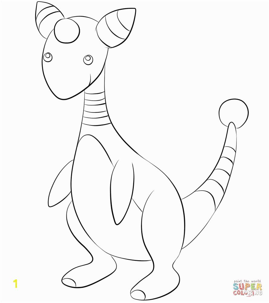 pokemon coloring pages feraligatr