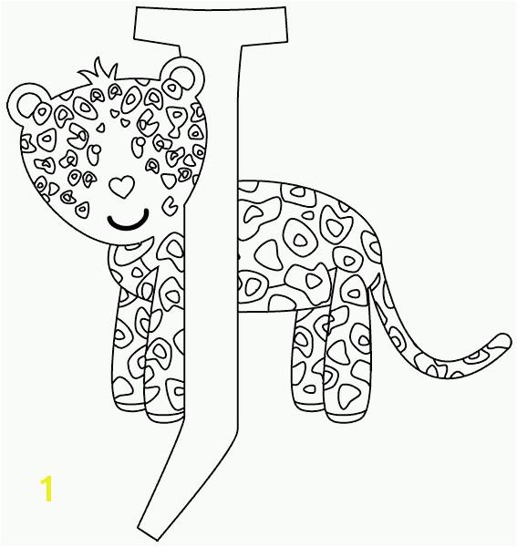 J is for Jaguar Coloring Page J is for Jaguar Coloring Page Coloring