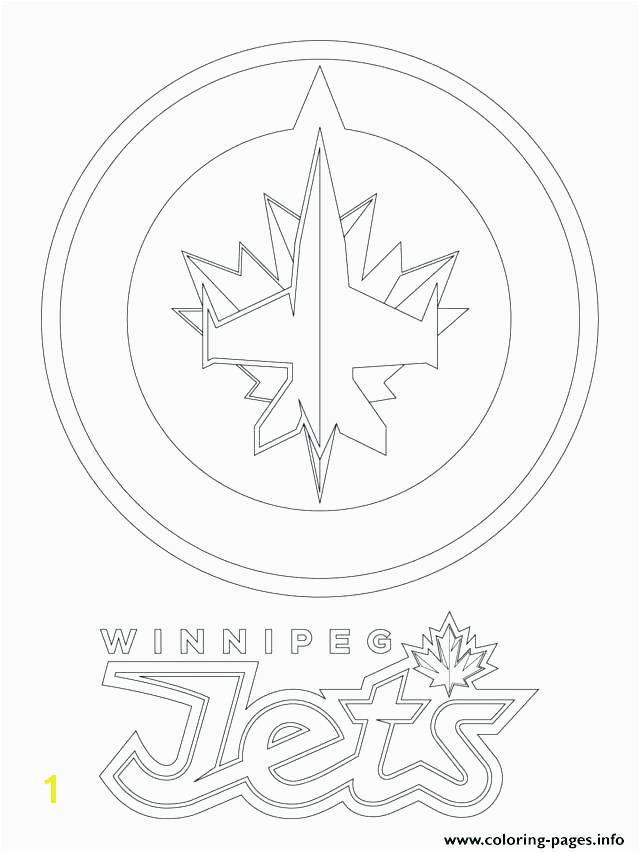 hockey coloring pages nhl or logo coloring pages jets logo hockey sport coloring pages hockey coloring