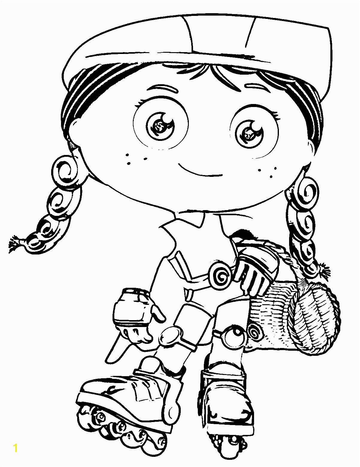 Nice Woofster Coloring Pages Colouring s Pretty Inspiring Super Why Coloring Pages 11 For Kids Unknown Draw
