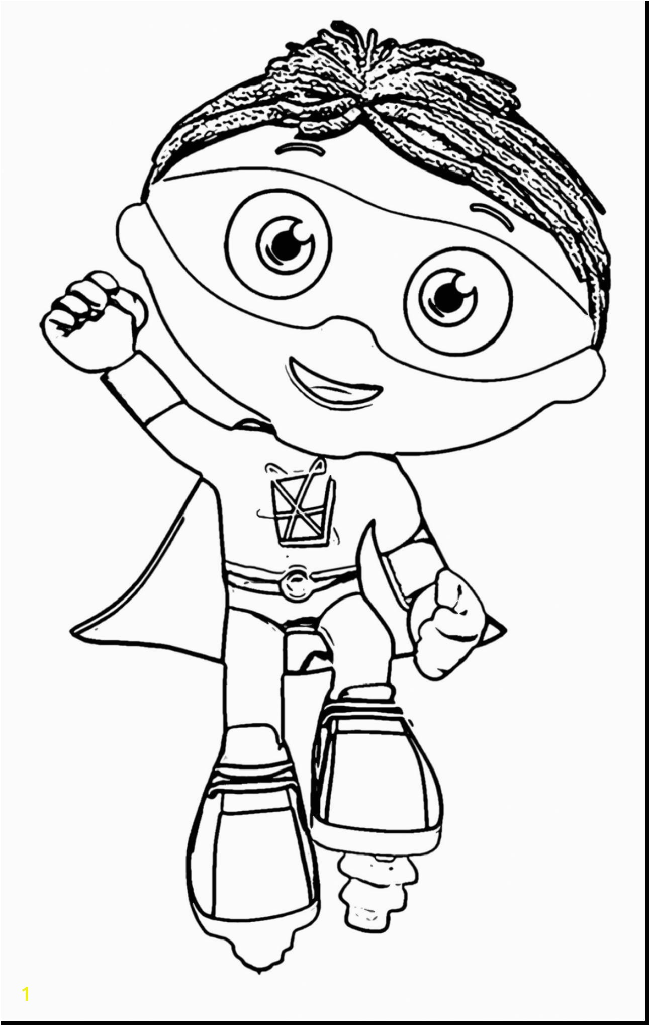 Super Why Coloring Pages Fantastic Page Style With Ribsvigyapan Incredible At Super Why Coloring Pages