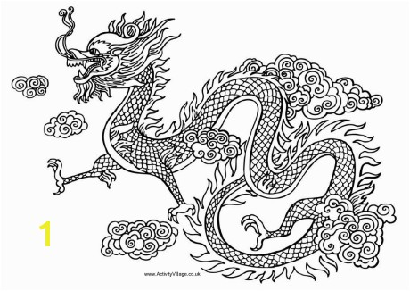 How to Color dragon colouring pages New Year Coloring Pages Dance Coloring Pages Adult