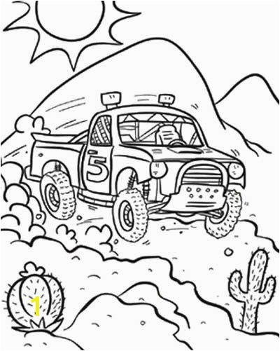 f Road Race Truck Coloring Page f Road Car car coloring pages