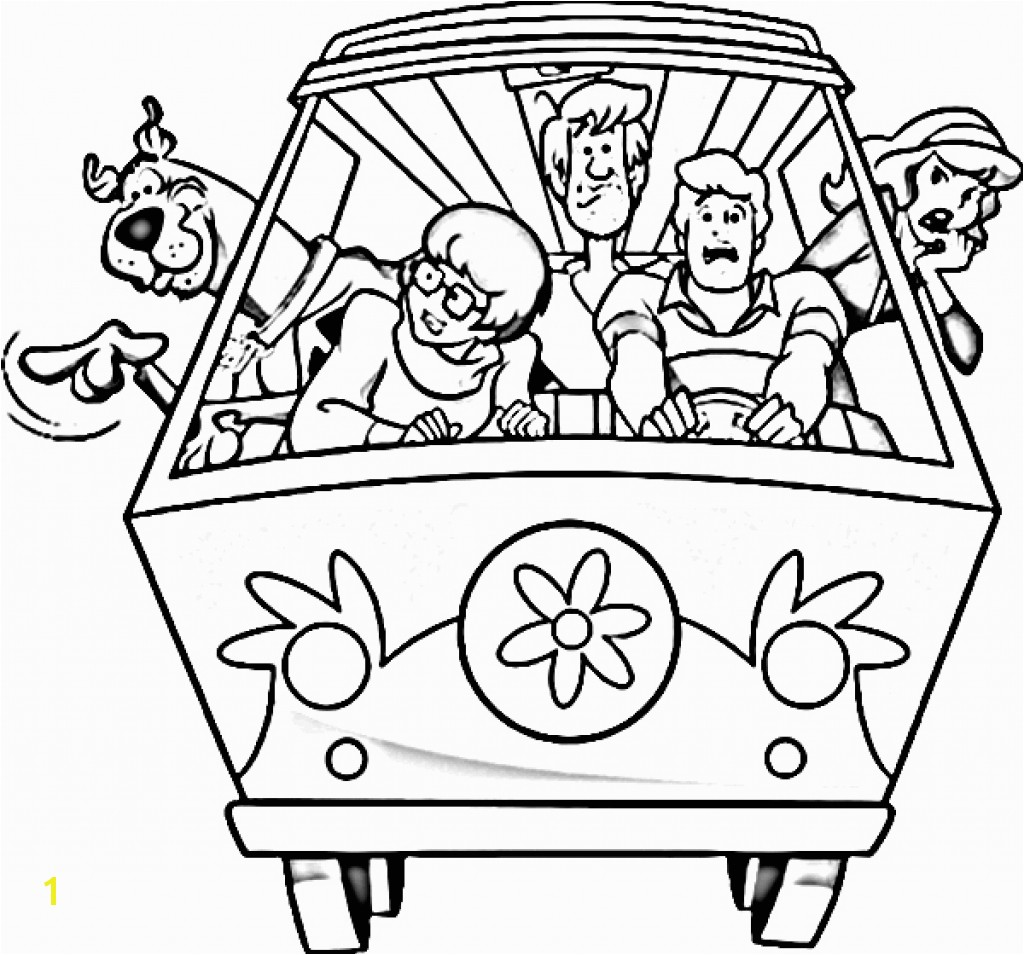 Best of Scooby Doo coloring pages Collection 10 l Scooby Doo Coloring Pages Scooby