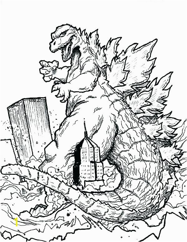 Ultimate Space Godzilla Coloring Page Godzilla Coloring Pages Preschool In Fancy Perfect Page New Book As Within 2014