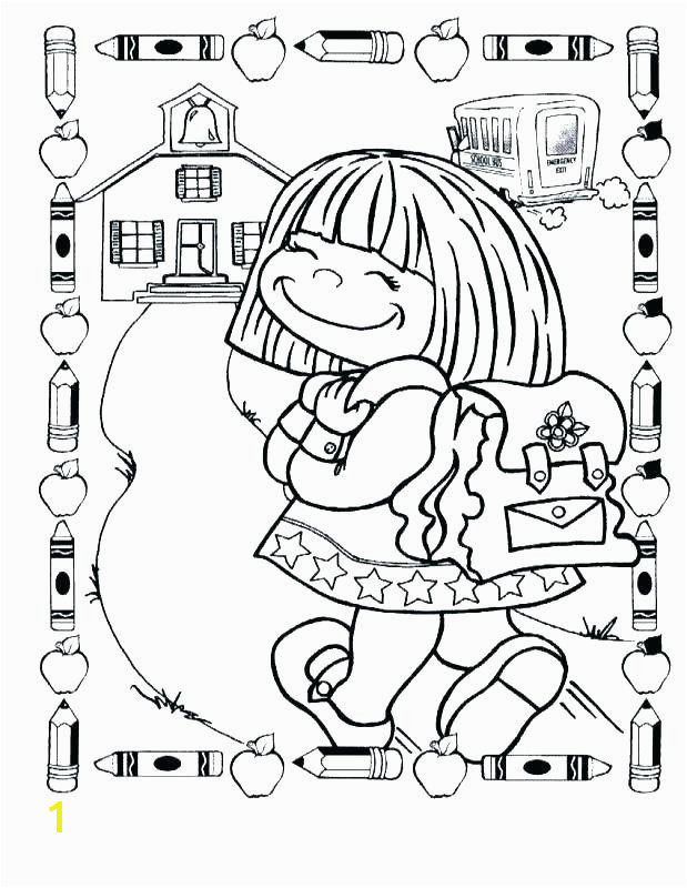 100th Day Coloring Pages Luxury First Day School Coloring Sheets Print and Pages Back to for