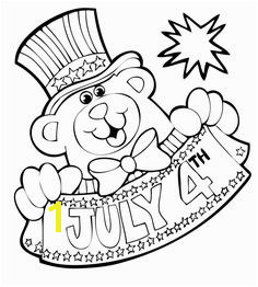 4th of July Coloring Pages 4th July Coloring Pages For Kids Free