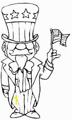 4th of July Coloring Page Print 4th of July pictures to
