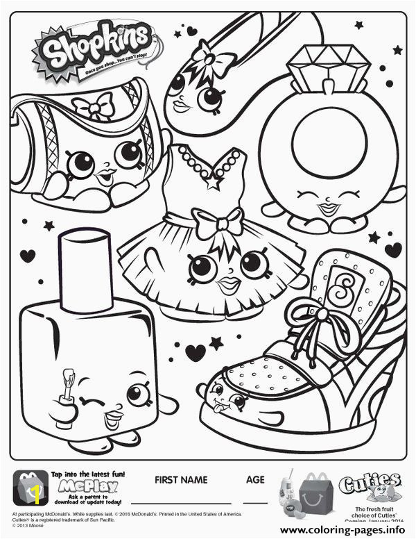 Free Shopkins Coloring Pages Inspirational Printable Shopkins Coloring Pages Inspirational Print Free Shopkins Free Shopkins