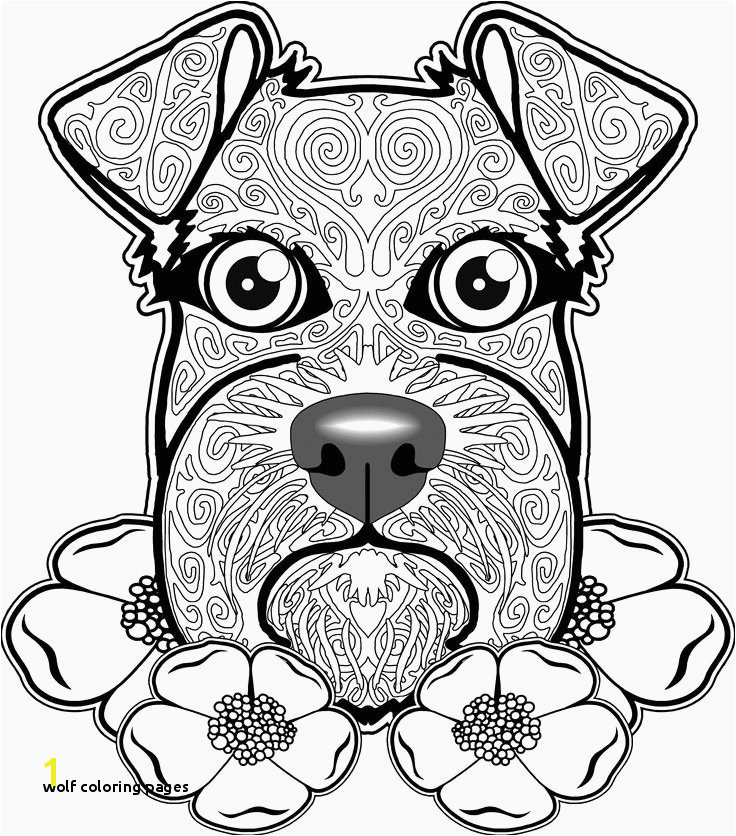 Gallery Wolf Coloring Pages Adult Coloring Pages Wolf