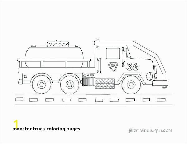0d Ruvacoloring Monster Truck Coloring Pages Printable Monster Truck Coloring Pages for Kids for Adults In