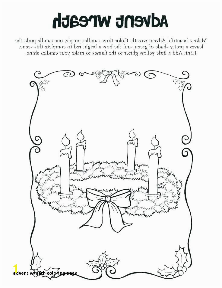 Advent Coloring Pages Catholic Beautiful Free Advent Calendar